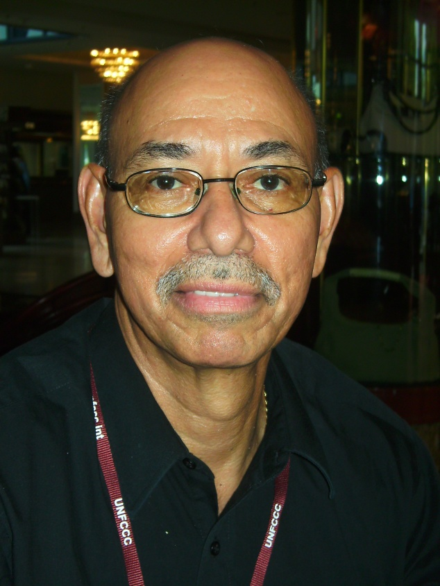 Carlos Fuller, International and Regional Liaison Officer (CCCCC)