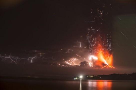 Calbuco Volcano 2